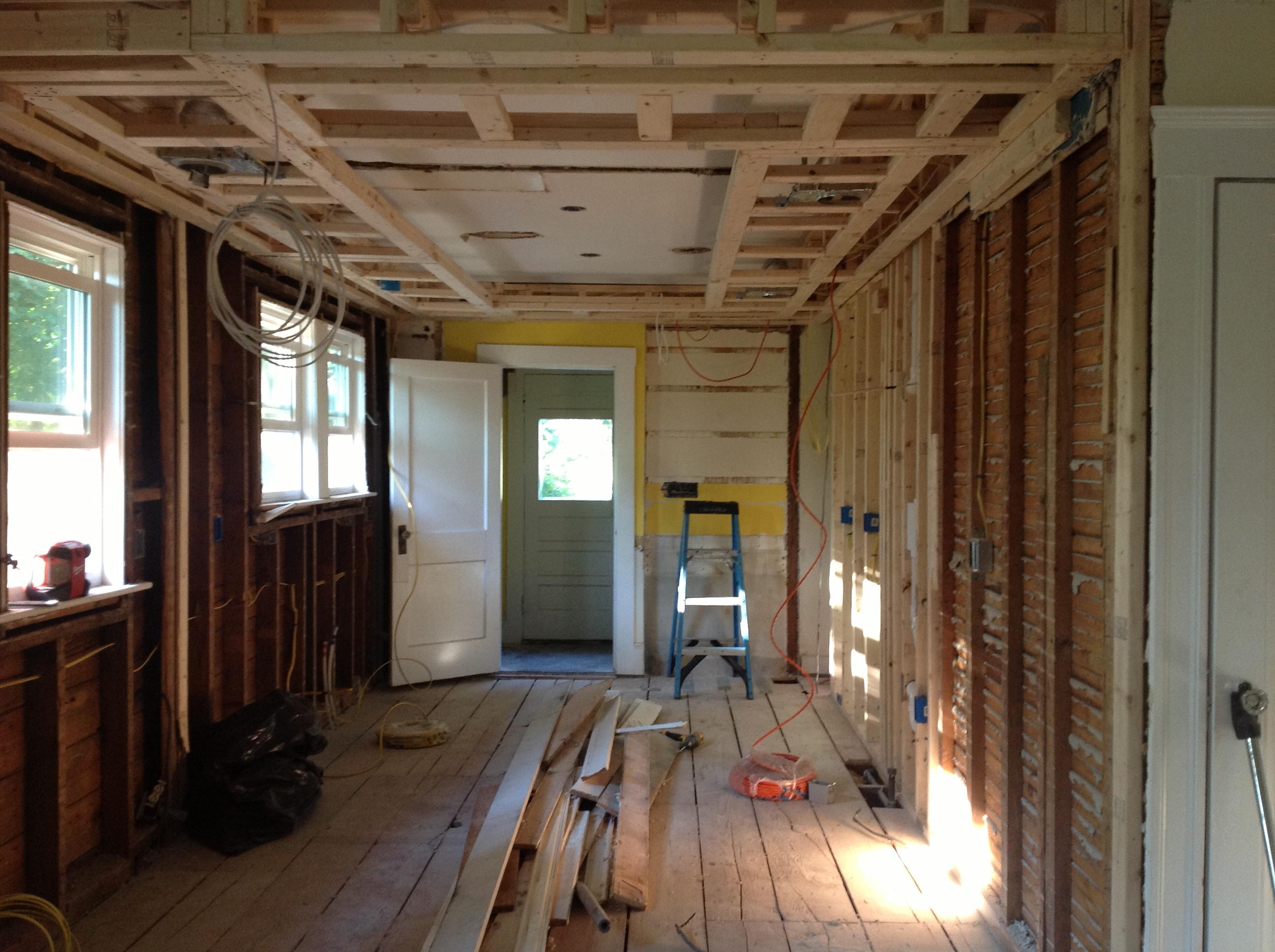 Retro-Mod Kitchen Renovation - Week 2 | Counterpane Interiors: Age ...